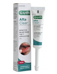 GUM AFTACLEAR gel 10 ml