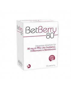 BETBERRY 80 10 bustine
