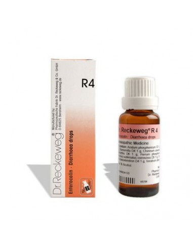 RECKEWEG R4 gocce 22 ml