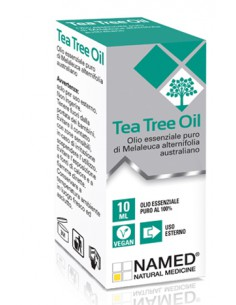 TEA TREE OIL NAMED gocce 10 ml