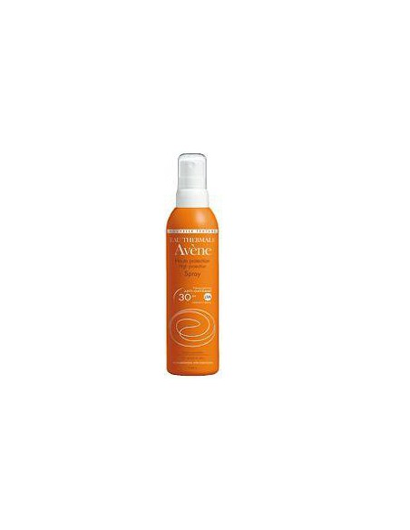 AVENE SOLARE SPRAY SPF30 200 ml