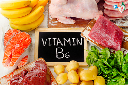 Cosa è la Vitamina B6, a cosa serve, dove si trova